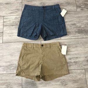 Shorts lot NWT 4/4/S